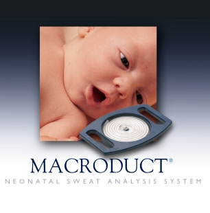 Wescor Macroduct Cystic Fibrosis Detection Systems